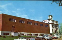 Coe-Brown Northwood Academy Postcard