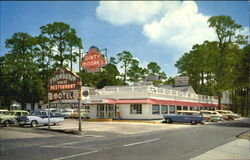 THE FRIENDSHIP HOUSE RESTAURANT, MISSISSIPPI GULF COAST