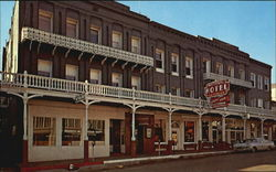 The National Hotel, Nevada City, Calif