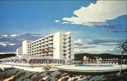 Hotel Ponce Intercontinental Postcard