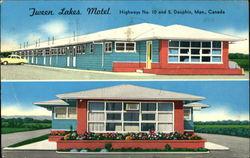 'Tween Lakes Motel Postcard