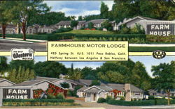 """Your home away from home"" Farmhouse Motor Lodge"