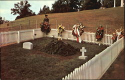 Grave of John F. Kennedy