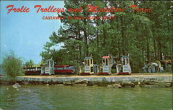 Frolic Trolleys and Miniature Train, Castaway Islands Beach Resort