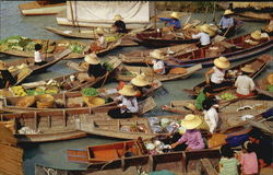 Floating Market (Wat Sai)