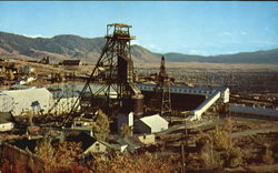 Kelly Mine (Greater Butte Project)