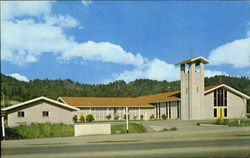 St. Peter's Catholic Church Postcard