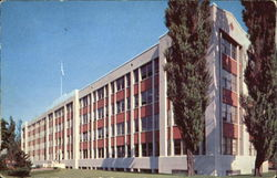 The Head Office of General Motors of Canada Postcard