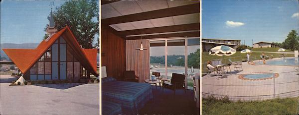 Howard Johnson 39 S Motor Lodge Wytheville Va