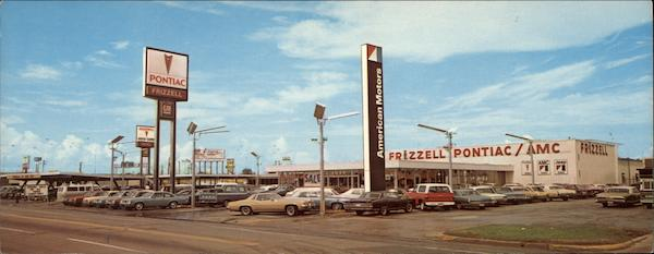 Frizzell Pontiac AMC Houston, TX