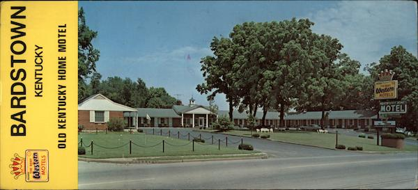 Old Kentucky Home Motel Bardstown