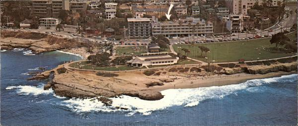La Jolla Cove Apartment - Motel California