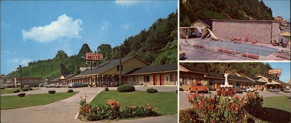 Vacation Lodge Motel Pigeon Forge Tennessee
