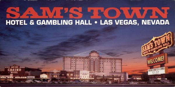 Sam S Town Hotel Amp Gambling Hall Las Vegas Nv