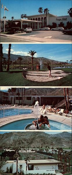 Canyon Hotel Racquet and Golf Resort Palm Springs California