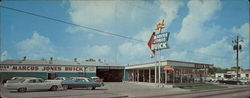 Marcus Jones Buick Large Format Postcard