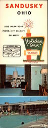 Holiday Inn Large Format Postcard