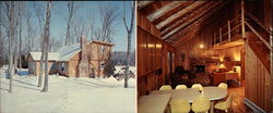 Boyne Falls Log Homes