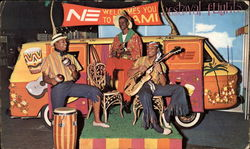 Calypso Band at Hertz Mobile Bandstand