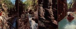 Famous Ausable Chasm Scenes