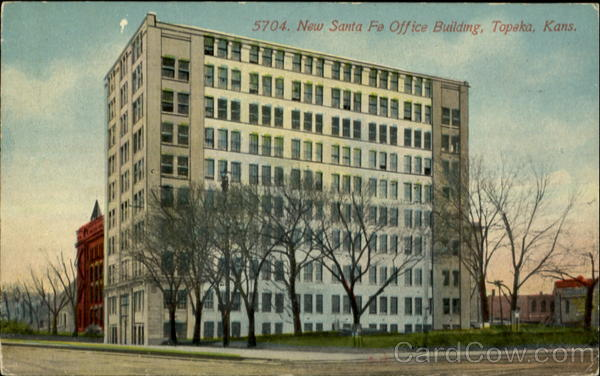 5704 New Santa Fe Office Building Topeka Kansas