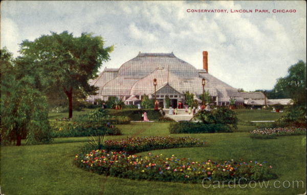 Conservatory, Lincoln Park Chicago Illinois
