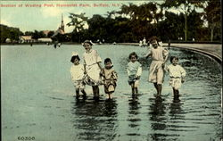 Section of Wading Pool, Humboldt Park