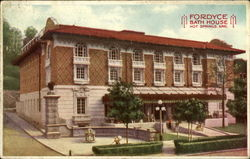 Fordyce Bath House, Hot Springs, Ark