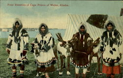 Four Beauties of Cape Prince of Wales, Alaska