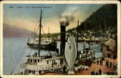 -But? It's a Ketchikan Halibut!