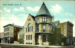 Library Building, Quincy, Illinois