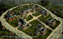 Bird's Eye View of West Tennessee Normal College