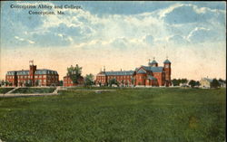 Conception Abbey and College