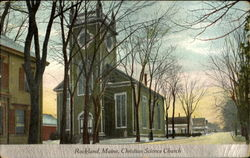 Rockland, Maine, Christian Science Church