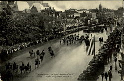 """Centennial of the Oranges', N.J."" Fifth Regiment, N.G.N.J"
