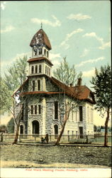 First Ward Meeting House, Rexburg, Idaho