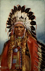 Geronimo, Apache Chief