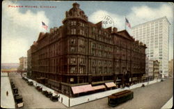 Palmer House, Chicago Postcard