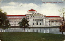 Field Columbian Museum, Chicago Postcard