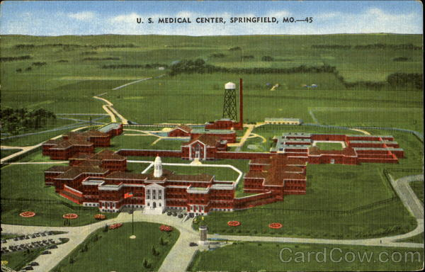 U. S. Medical Center, Springfield, MO. - 45 Missouri