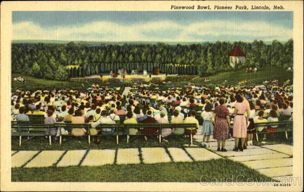 Pinewood Bowl Lincoln Ne