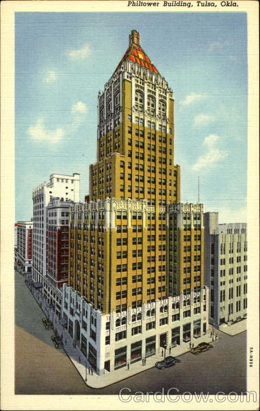 Philtower Building, Tulsa Oklahoma