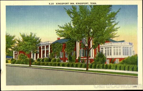 K.2 Kingsport Inn Tennessee