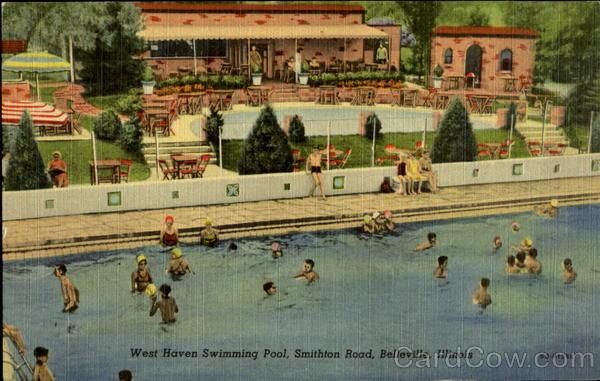 west haven swimming pool belleville il