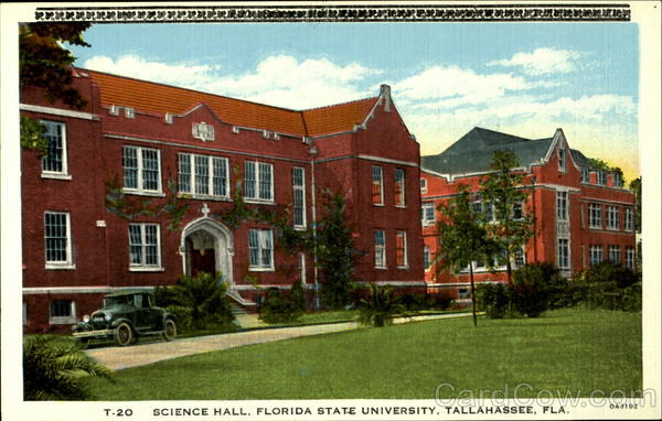 Science Hall, Florida State University Tallahassee