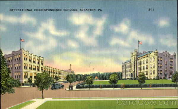 International Correspondence Shcools Scranton Pennsylvania