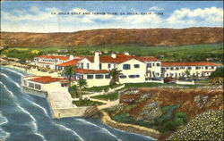 La Jolla Golf and Tennis Club