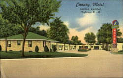 Canary Motel Highways 81-40