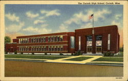 The Corinth High School
