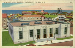 New Post Office Building, Wildwood By The Sea, N. J. W11